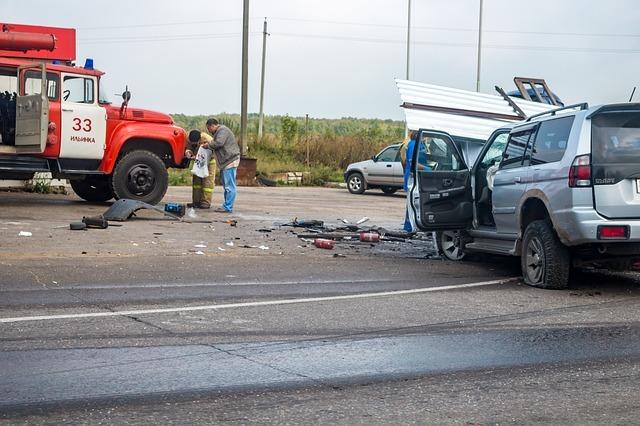Qué causas pueden desencadenar un accidente de tráfico